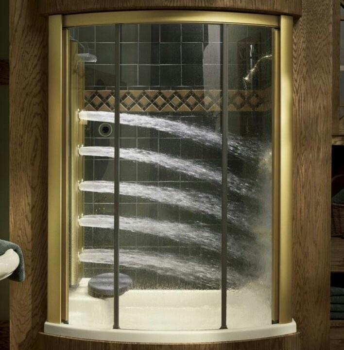 jet stream shower