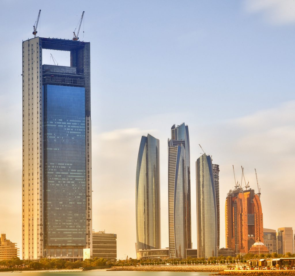 ADNOC Headquarters construction