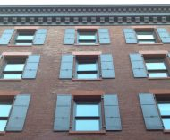 Hubert Street windows
