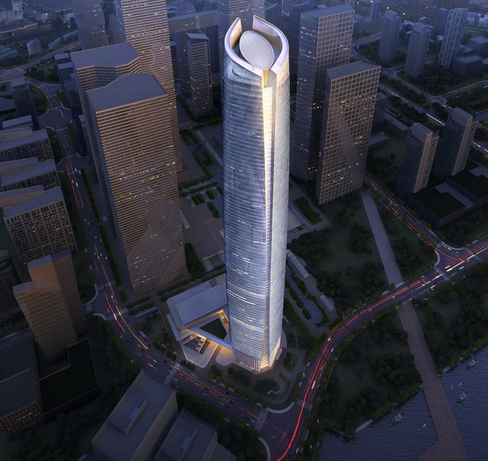Wuhan Center-1