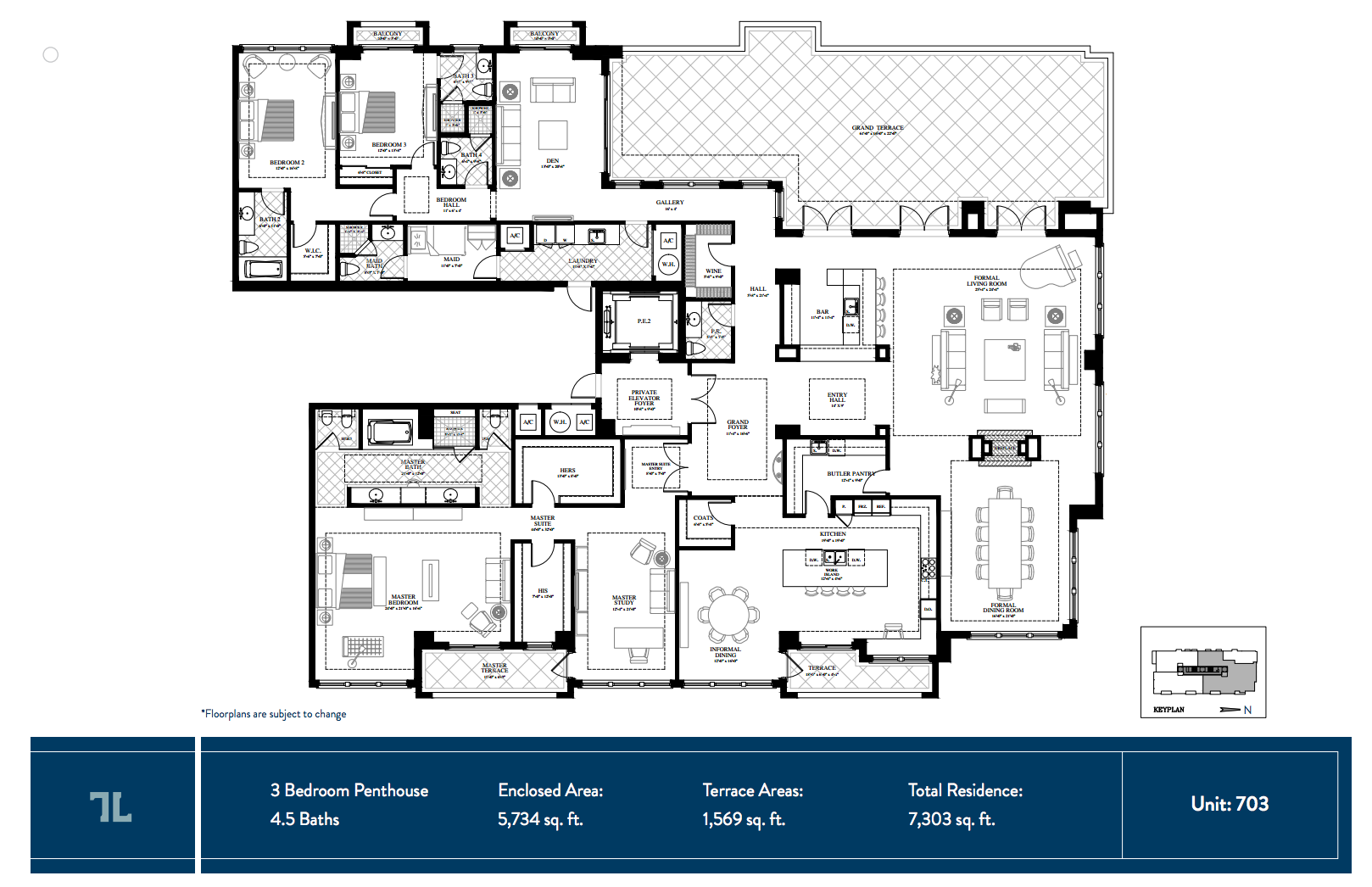 100 Million Dollar Floor Plans Floorplans Pricing