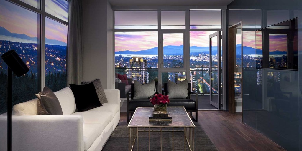 37 storey modello high rise brings luxury living to burnaby Japanese condo interior design