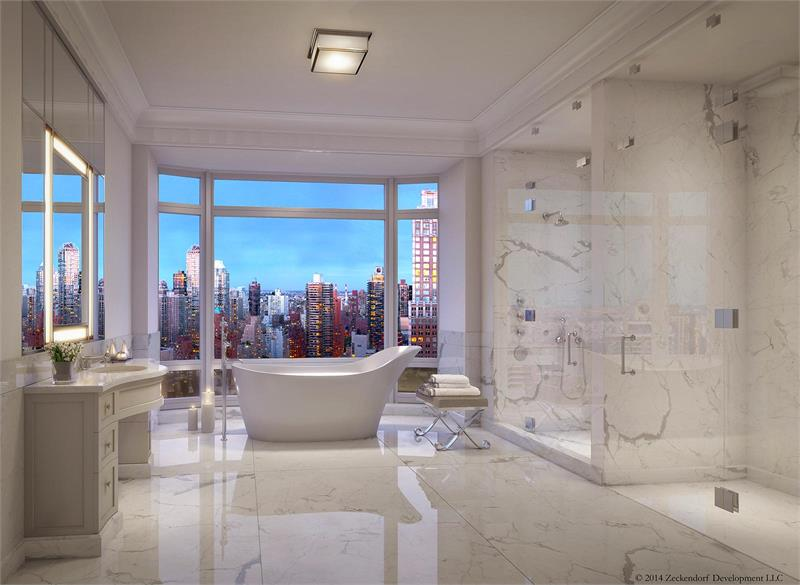 New Renderings For Zeckendorfs 520 Park Avenue Home Of