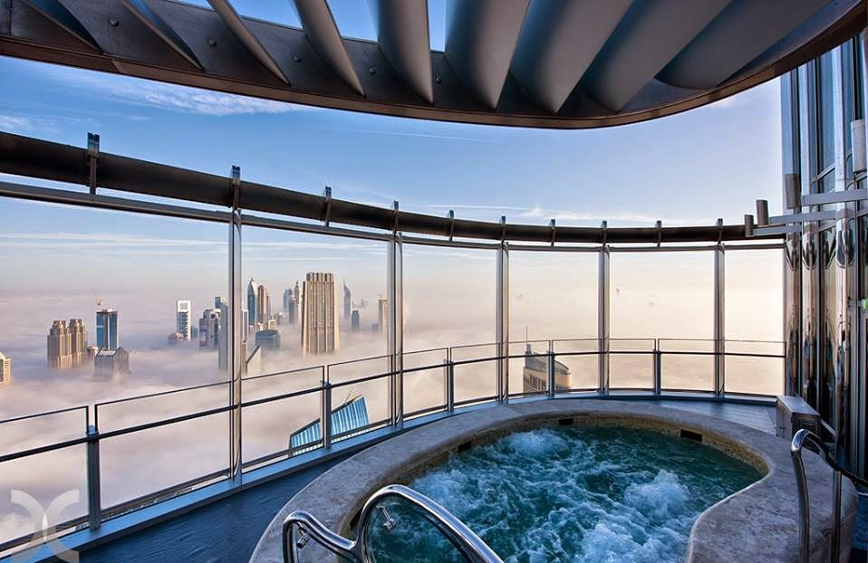 dubai hot tub