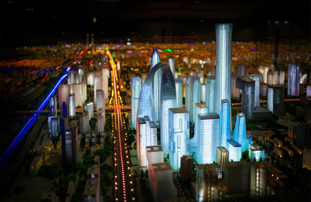 Pictures Of Toy Models Of Cities : Miniature city models that are absolutely huge
