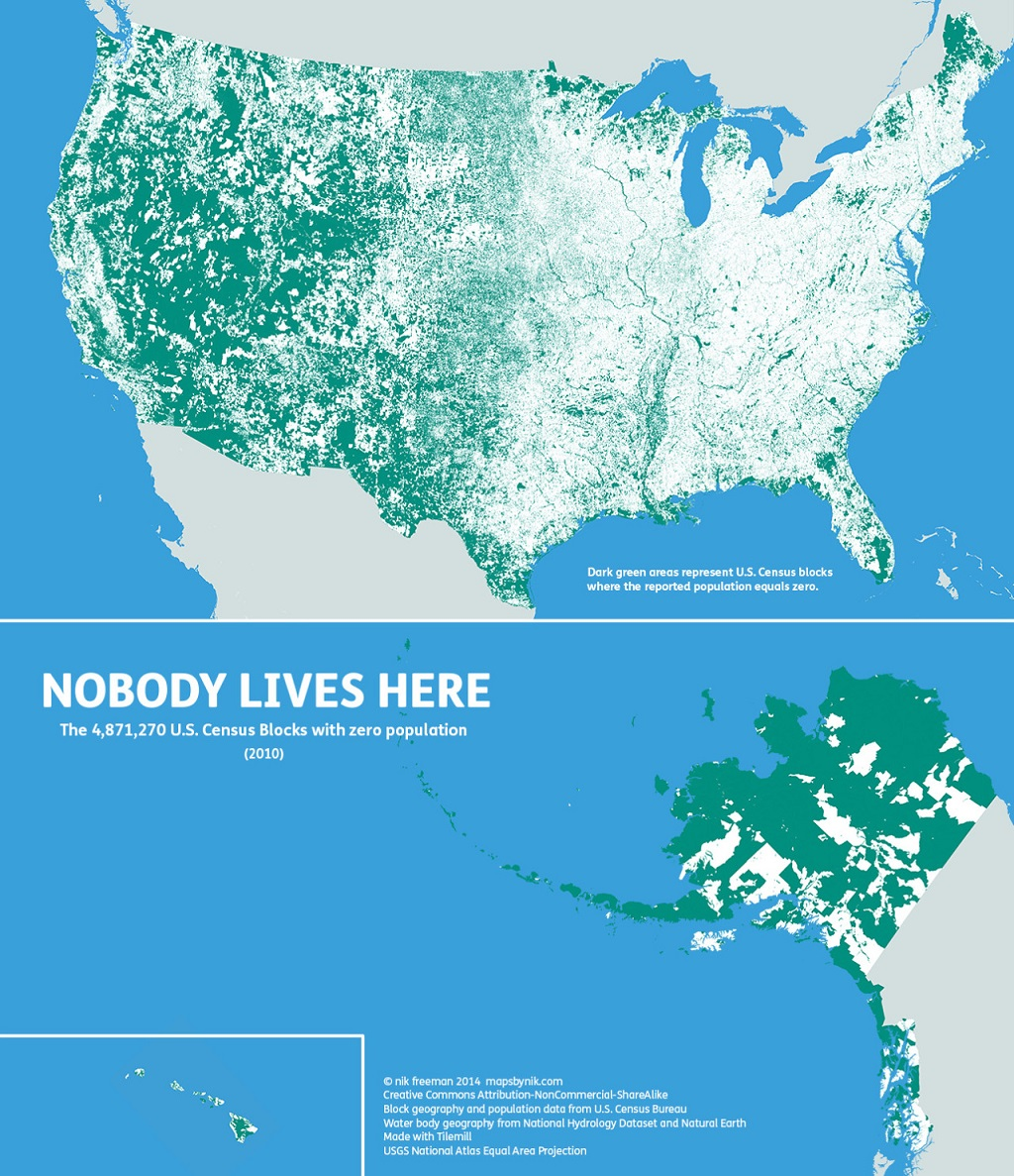 where-people-dont-live-in-the-US