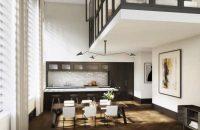 51 Jay Street living room duplex