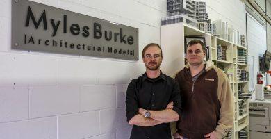 myles burke