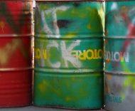 oil barrels by oatsy40
