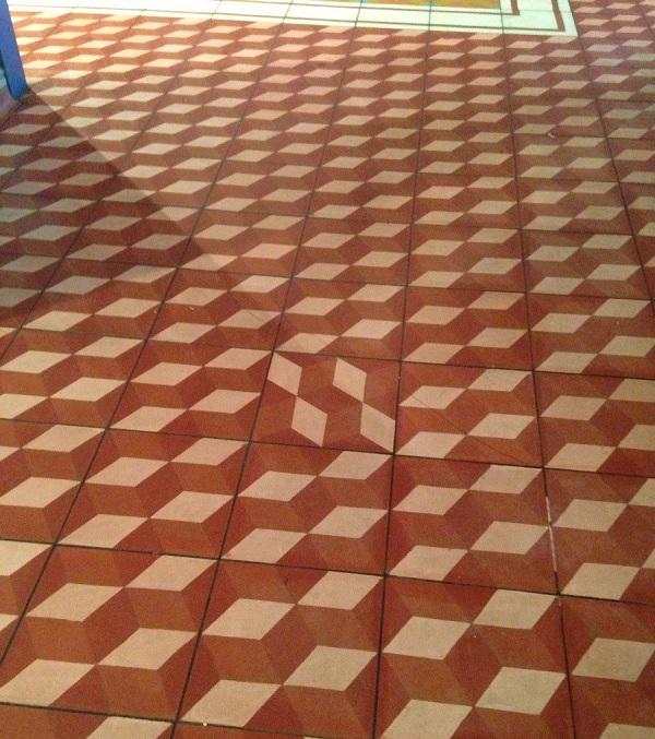 standout tile