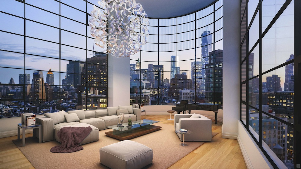 Cary Tamarkin Designed 10 Sullivan In Soho Lets Out 45m