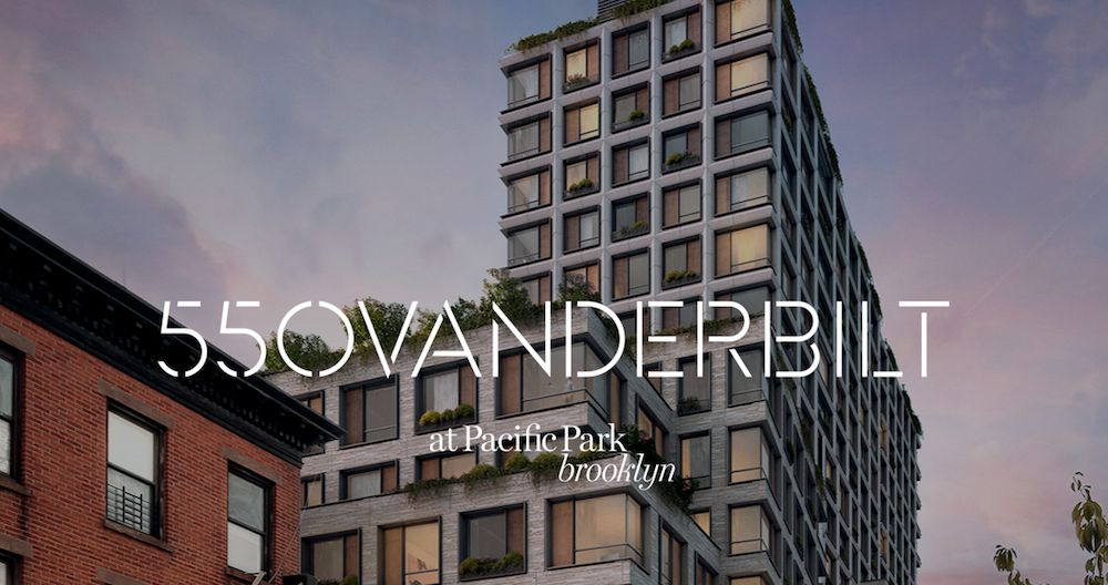 Marketing begins for 550 vanderbilt condo building units for Pacific park 550 vanderbilt