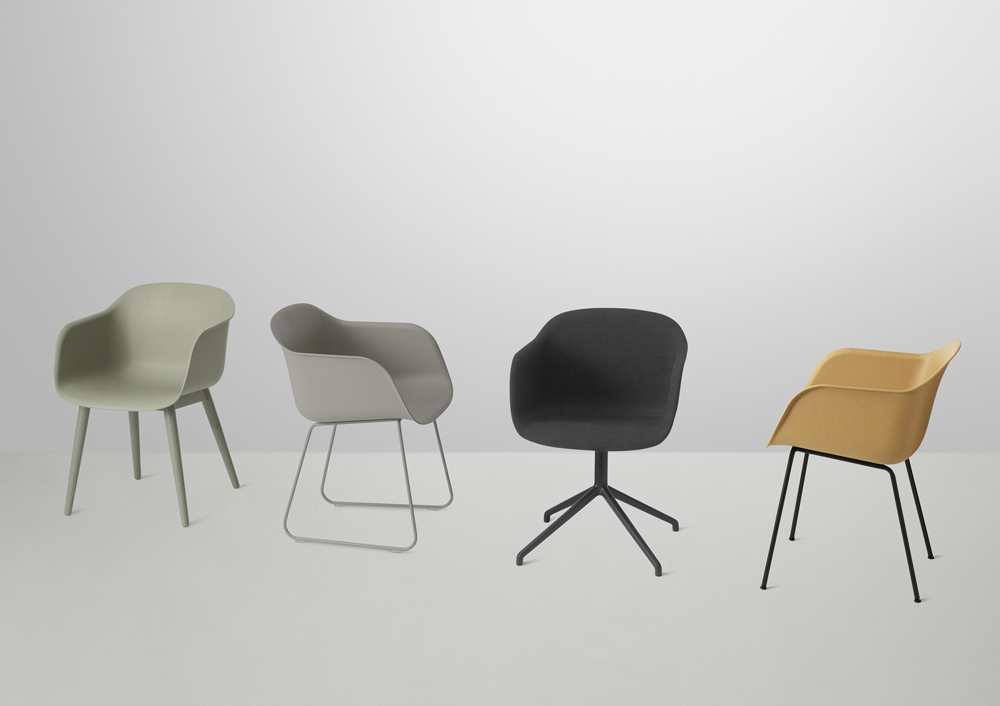 Chairs Berlin furniture finds fiber chair by iskos berlin for muuto