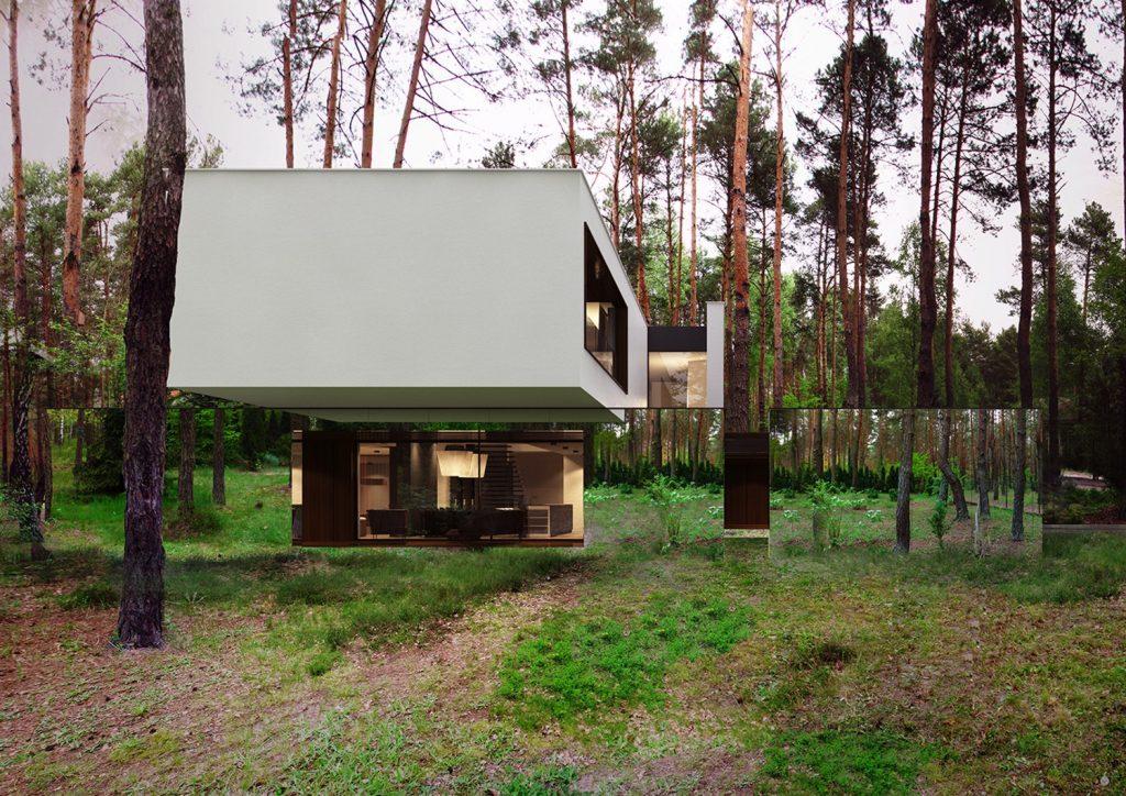 mirror house 3
