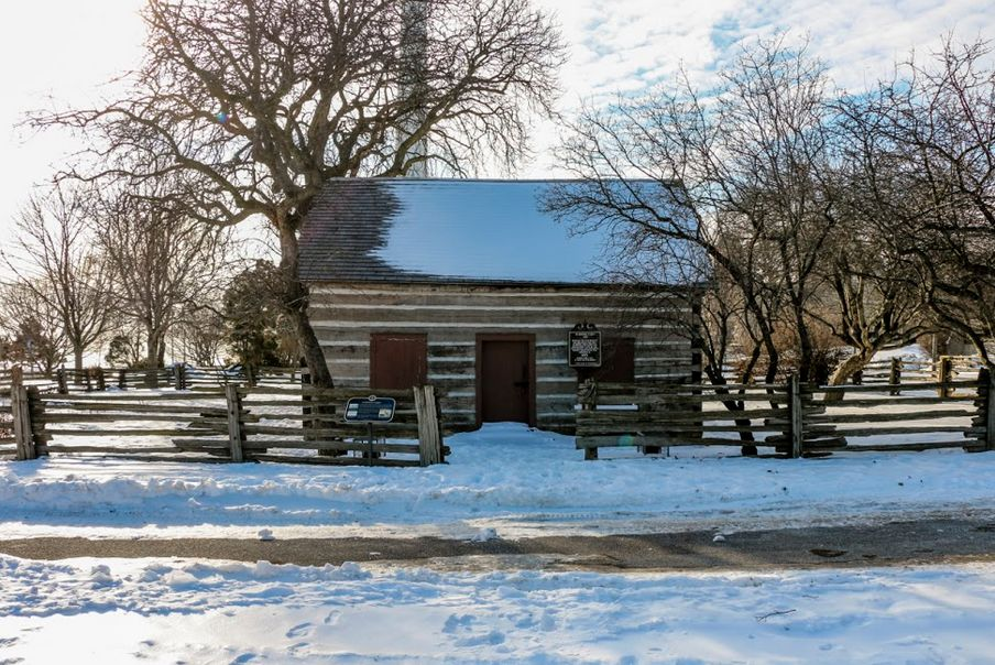 scadding cabin toronto