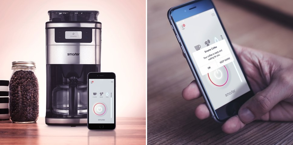 smart coffee maker
