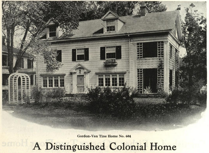 colonial home gordon