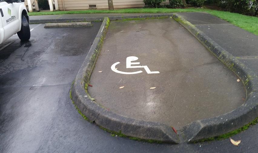 driveway fail