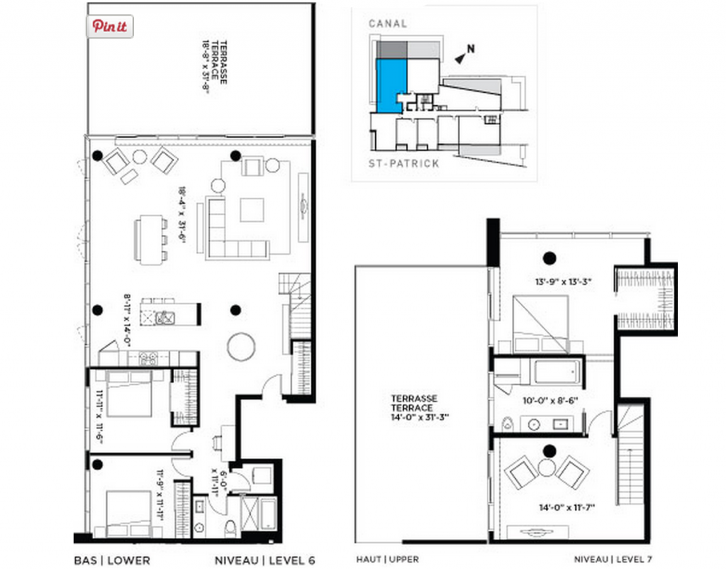 myst floorplan unit 607