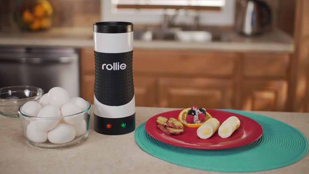 rollie eggmaster futuristic kitchen gadgets
