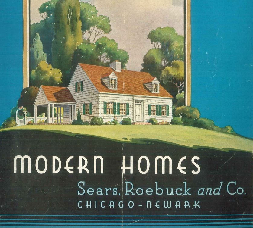 sears mail order house