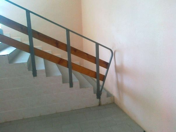 stair fail
