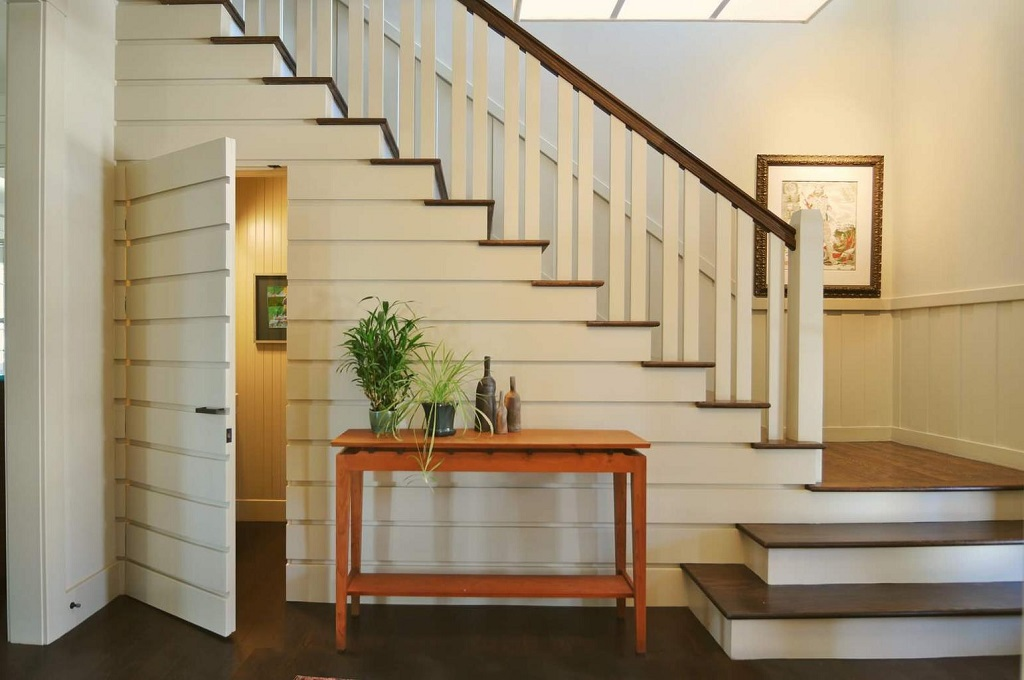 Storage Room Stairs