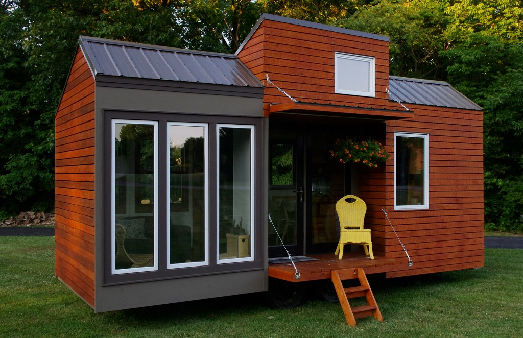 13 tiny houses we 39 re really big on for Tiny house builders ontario