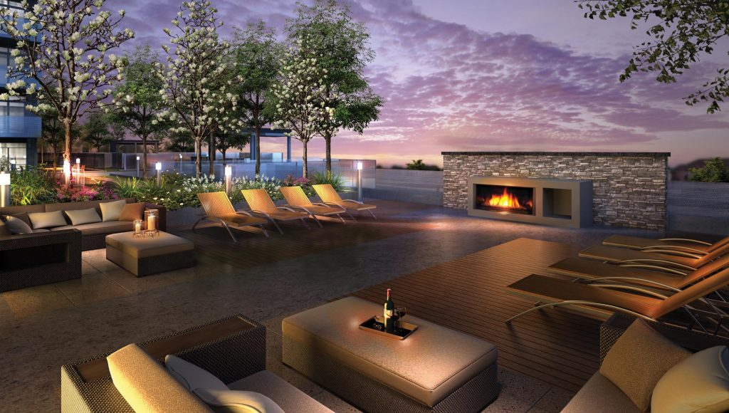 Enjoy the outdoor living at skycity 2 condos in richmond hill for Richmond gardens pool