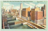 chicago river history