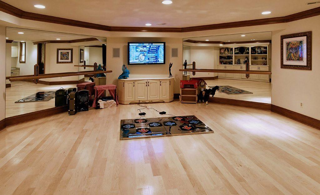 dance floor home