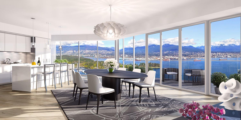 trump international hotel u0026 tower vancouver plans prices