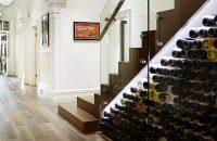 under stairs design featured
