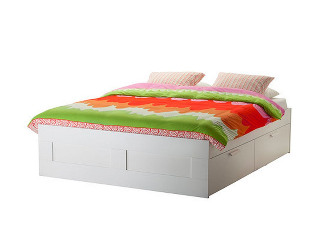 Brimnes Bed Bed Framesikea Brimnes Bed Headboard Queen Platform Bed Wayfair Platform Bed Queen
