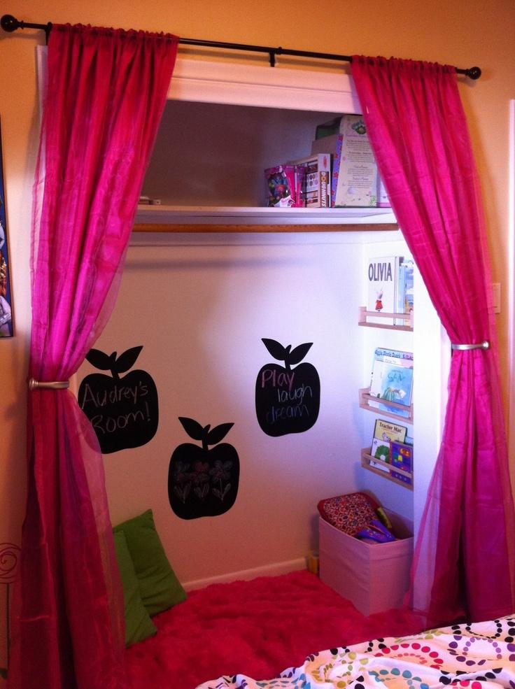 Kids Closet Play Space