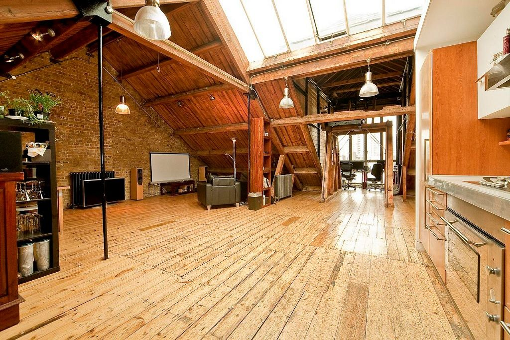 london warehouse conversion