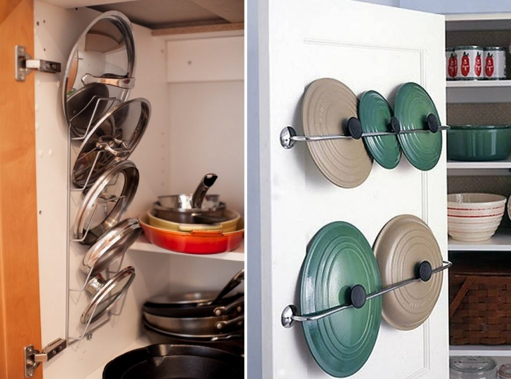 storage pot lids
