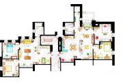 movie tv show floorplans