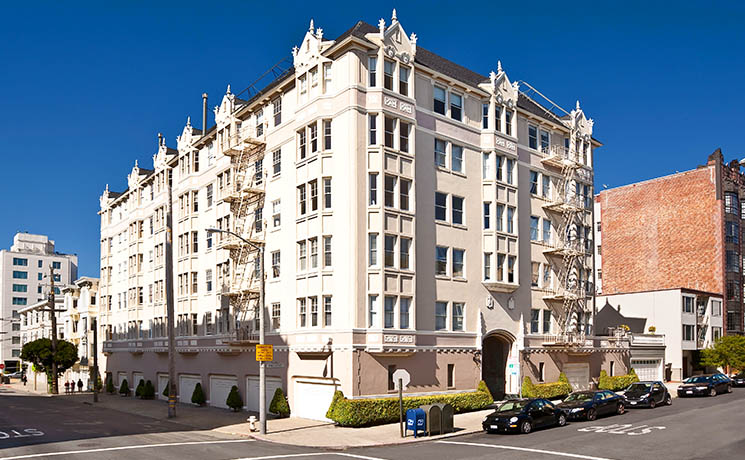 san francisco is home to the most expensive one bedroom