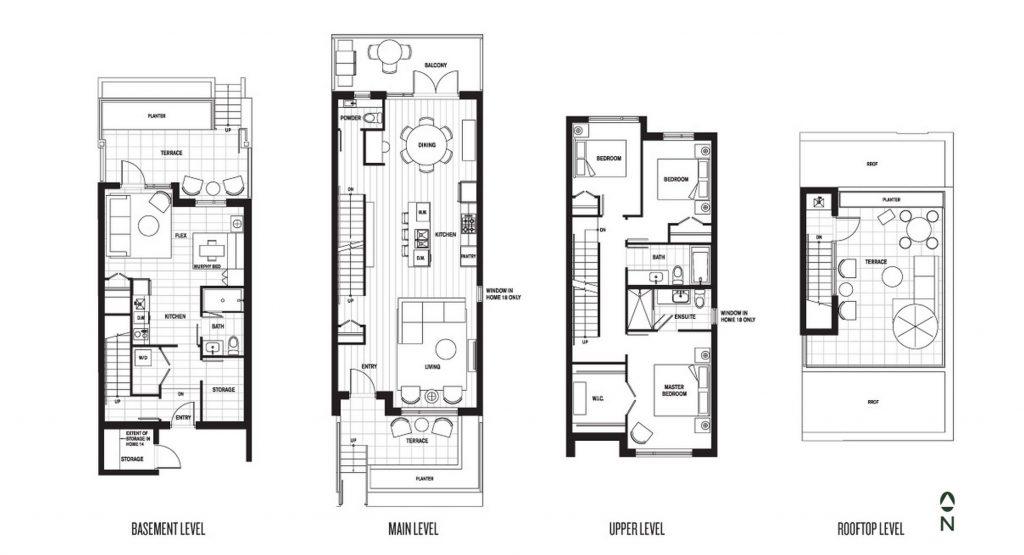 Vancouver House Floor Plans House Plans