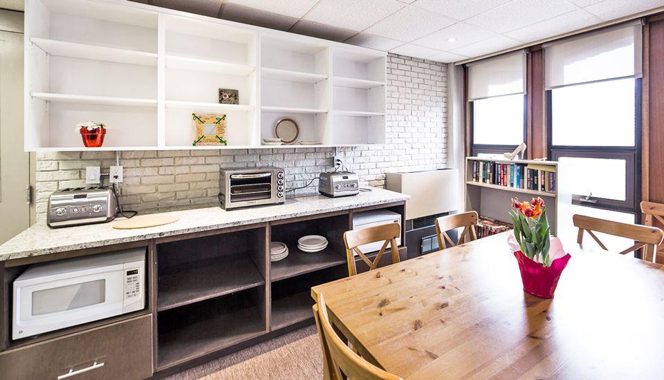 YWCA kitchen