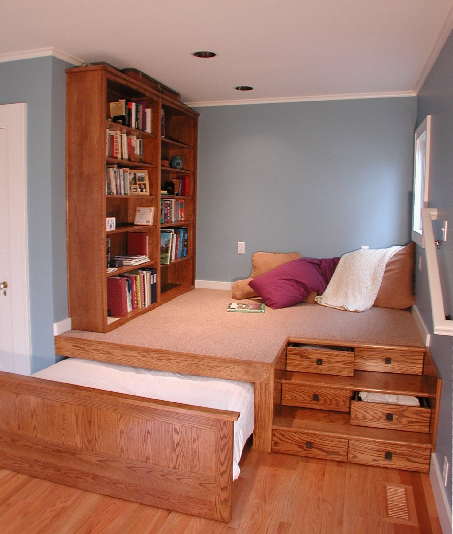 Дизайн комнаты в маленькой квартире