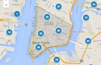 Embeddable Map-compressed