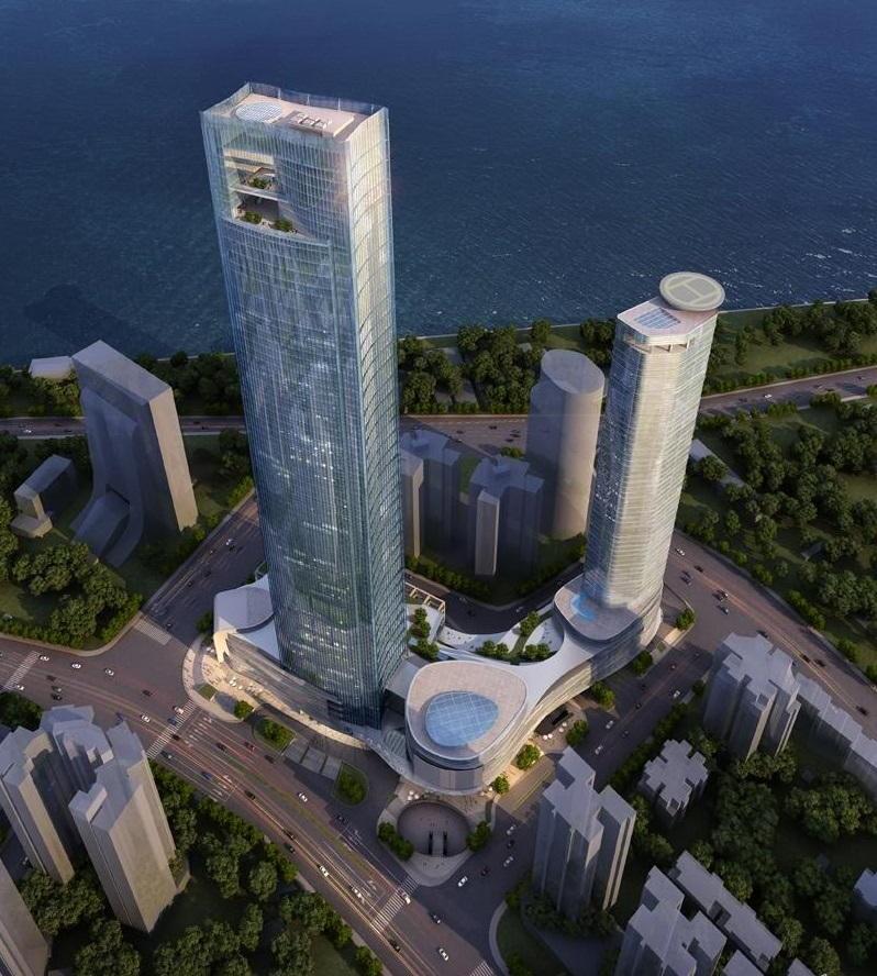 Xiamen International Center 2