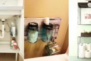 bathroom organization featured