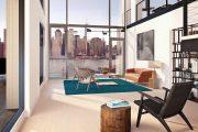 pierhouse living space
