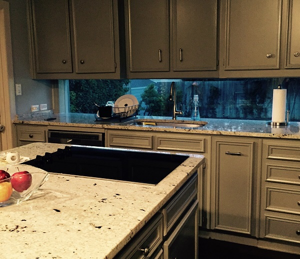 kitchen backsplash window