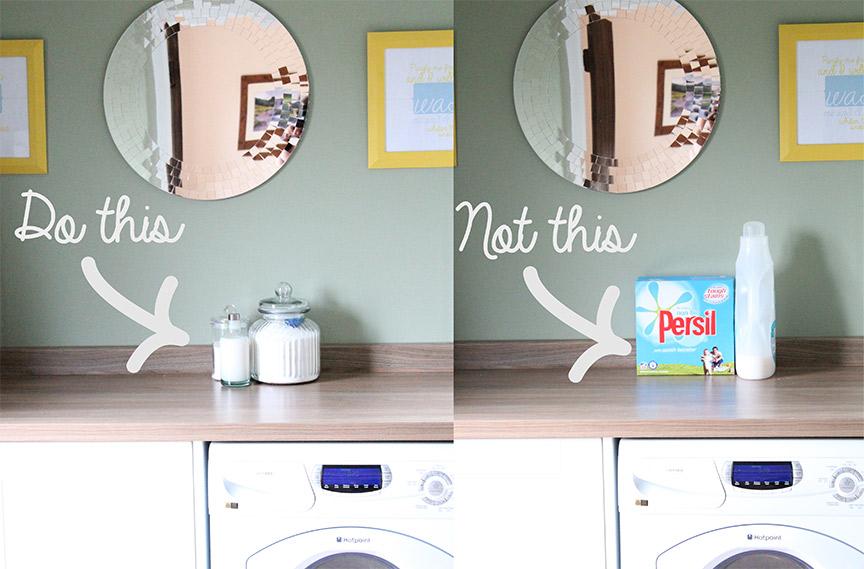 laundry room jar