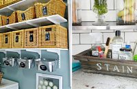 laundry room organization featured