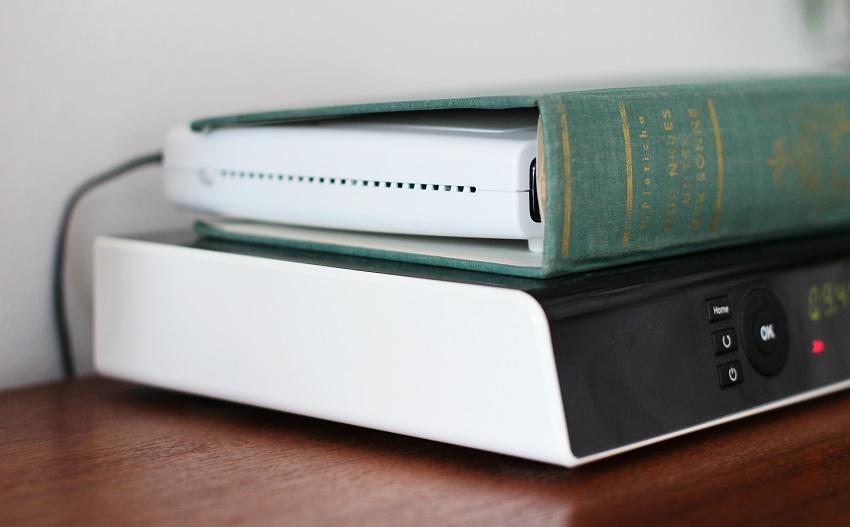 hiding eyesores - router book cover